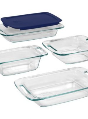Pyrex Easy-Grab 5-Piece Set