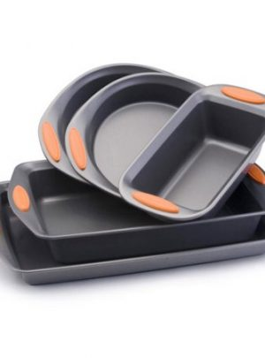 Rachael Ray 5-Piece Bakeware Set