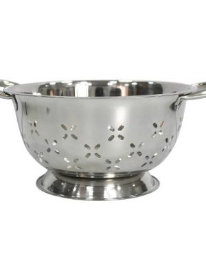 Stainless Steel Colander – 3 qt. – Threshold™