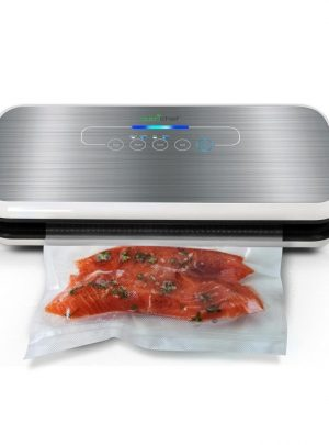 Automatic Vacuum Air Sealing System For Food Preservation w/ Starter Kit