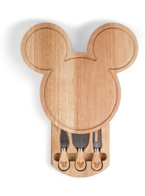 Disney – Mickey Mouse 4-Piece Cheese Board Set