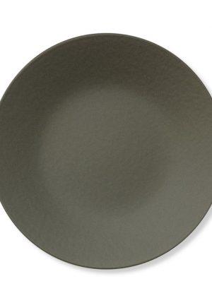 Apilco Reglisse Dinner Plates
