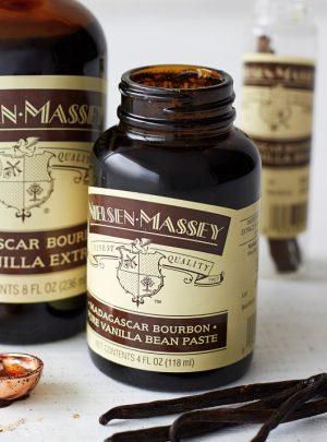 Nielsen-Massey Pure Madagascar Vanilla Bean Paste, 4 oz.