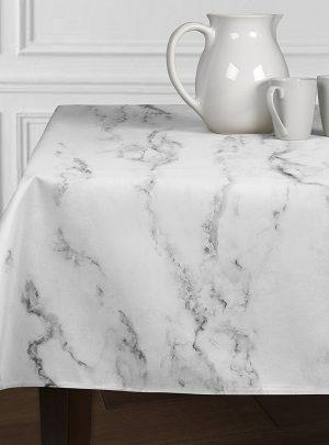 Modern Marble Tablecloth