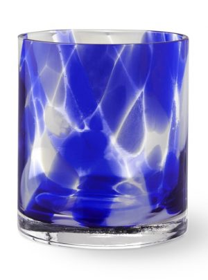 AERIN Confetti Double Old-Fashioned Glasses, Set of 4