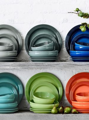 Le Creuset Dinner Plates – Set of 4